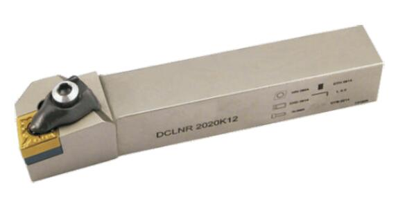 ФОТО High Quality External Turning Tool DCLNR3232P12 for CNMG Series Insert