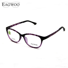 Nano Plastic Cat Eye Glasses Flexiable Optical Frame Prescription Spectacle Women Vision Vintage New Arrival Eyeglasses 97016