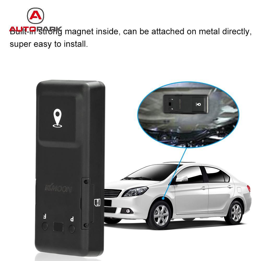 Viva car sticker design - Kkmoon Car Gps Tracker Built In Magnet Sticker Global Positioning Sms Realtime Location Tracking Sound
