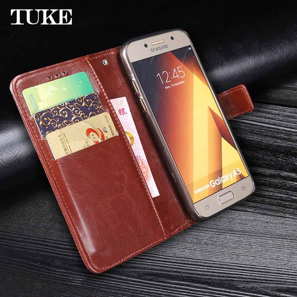 TUKE Coque For Xperia L1 G3311 G3312 Case Capas Case For Sony Xperia E5 E 5 F3311 F3313 Flip Cover Wallet PU Leather Bag Skin