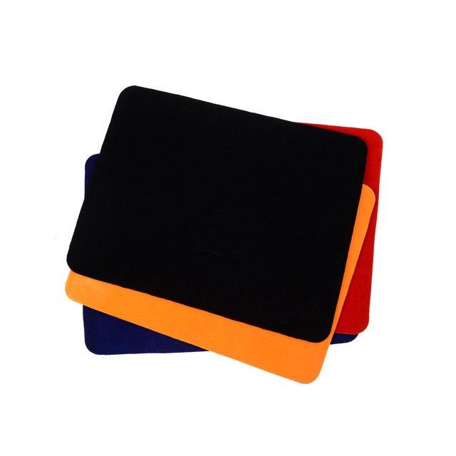 42 32 Cm Professionnel Carte Tapis Noir Rouge Bleu Jaune Pad Poker