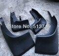 Dongzhen Car Mud Splash Guard Splasher Mudguard Flaps Fit For 2010-2013 Luxgen 7 Car Styling Accessories 4pcs