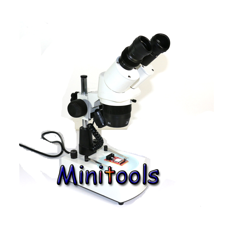 Mini 20x-40x Stereo binocular Microscope with Halogen Bottom lamp light for industrial microscope repair 40x 1600x digital usb video dural binocular microscope with halogen lamp txs06 02dn