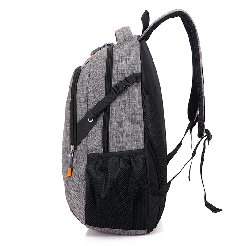 Unisex School Bag Waterproof Nylon Brand New Schoolbag Business Men Women Backpack Polyester Bag Shoulder Bags Computer Packsack #2