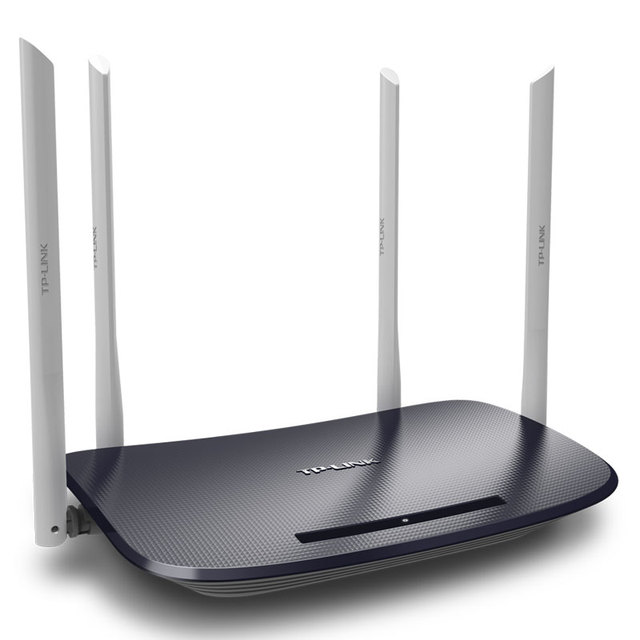 LIGAÇÃO TP Roteador Wifi 11AC Dual Band 1200Mbs Archer C5 Qos Roteador sem fio WI FI Repetidor Extender TP-LINK WDR6300 2.4 + 5 GHz AC1200