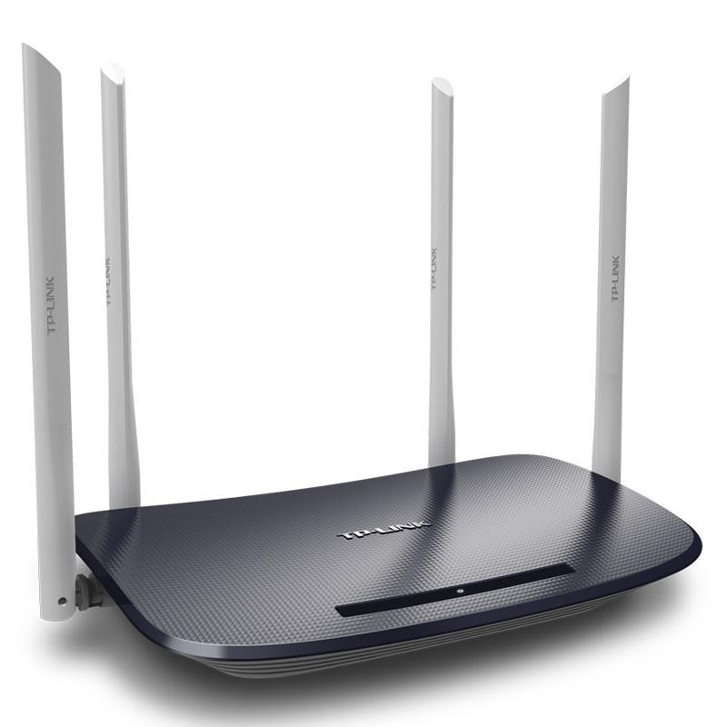 Prix pour Wifi Routeur 11AC Double Bande 1200Mbs TP LIEN Archer C5 sans fil WI FI Routeur Répéteur Qos Extender TP-LINK WDR6300 2.4 + 5 GHz AC1200