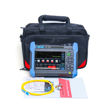 Orientek K70 Live PON OTDR 1310/1550/1625nm with OPM VFL,Can pass splitter, 7-inch TFT color LCD , Free Shipping