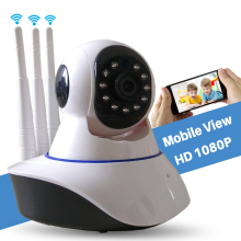 Home CCTV Surveillance Security Wifi Camera 2MP 1080P Wireless IP Camera Night Vision 2 Way Audio Yoosee APP P2P Remote Monitor