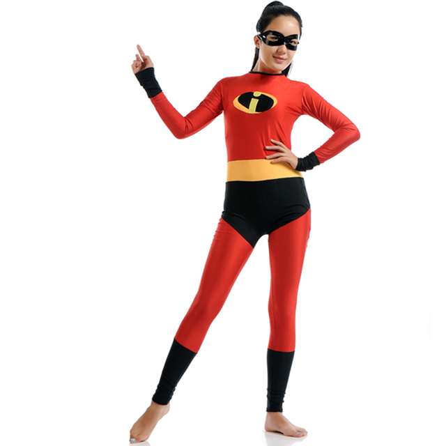 The Incredibles Costume for Teen Adult Women Elastigirl Violet Parr Cosplay Mrs. Incredible Bodysuit Costume  sc 1 st  AliExpress.com & The Incredibles Costume for Teen Adult Women Elastigirl Violet Parr ...