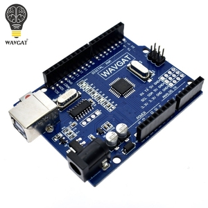 WAVGAT high quality UNO R3 MEGA328P CH340G for Arduino Compatible NO USB CABLE MEGA 2560.