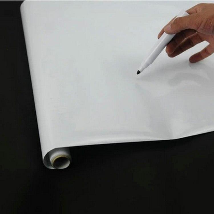 Online Shop [Sashine] Whiteboard Wall Paper Sticker Removable ...
