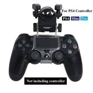 Image 3 - LOMINT נרגילה צינור מחזיק נרגילות אלומיניום ידית מחזיק עבור PS4 Slim פרו משחק בקר Chicha Narguile אביזרי עישון