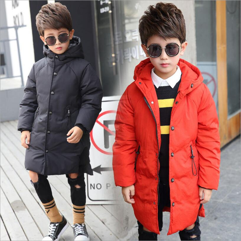 2018 New Children Winter White Duck Down Jacket Boy Fashion Solid Color Hooded Down Jacket Kids Baby Thicken Warm Casual Jacket2018 New Children Winter White Duck Down Jacket Boy Fashion Solid Color Hooded Down Jacket Kids Baby Thicken Warm Casual Jacket