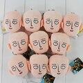 10 шт./лот Аниме ОДИН PUNCH-MAN Плюшевые Игрушки Плюшевые Подвесные Игрушки Мягкие Чучела Куклы 8 см