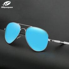 DIGUYAO Aluminium Magnesium Frame okulary przeciws oneczne polarizadas masculino sunglasses polarized uv400 high quality