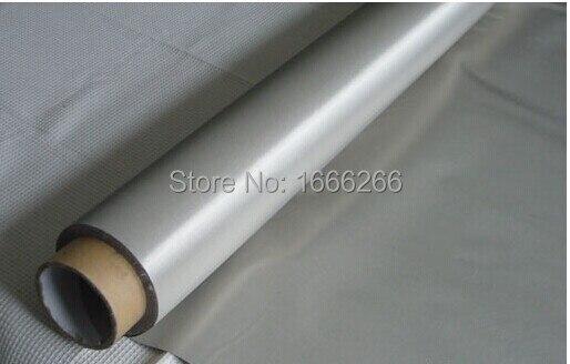 Tejido de bloqueo RFID Ripstop Nickle Copper Conductive Fabric - Artes, artesanía y costura