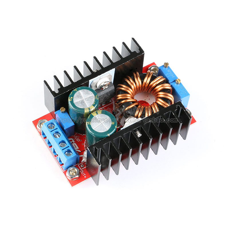 DC-DC CC CV Buck Boost Converter 9-35 to 1-35V 80W Buck Booster DC Step Down Step Up Adapter Module Adjustable Voltage Regulator 1pcs 1500w 30a dc dc cc cv boost converter step up power supply charger adjustable dc dc booster adapter 10 60v to 12 90v module
