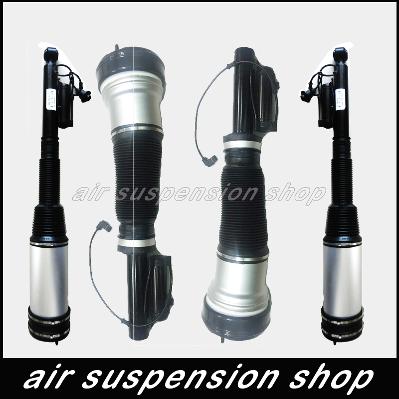 1Set Air Suspension Shock Strut Absorber Front & Rear for Mercedes Benz S Class W220 2203202438 2203205013