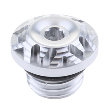 1 Pcs Motorcycle CNC Engine Oil Cap Bolt Screw Filler Cover For Ducati Monster 696 796 797 821 1100EVO 1200 Etc M20x2.5 5 Colors