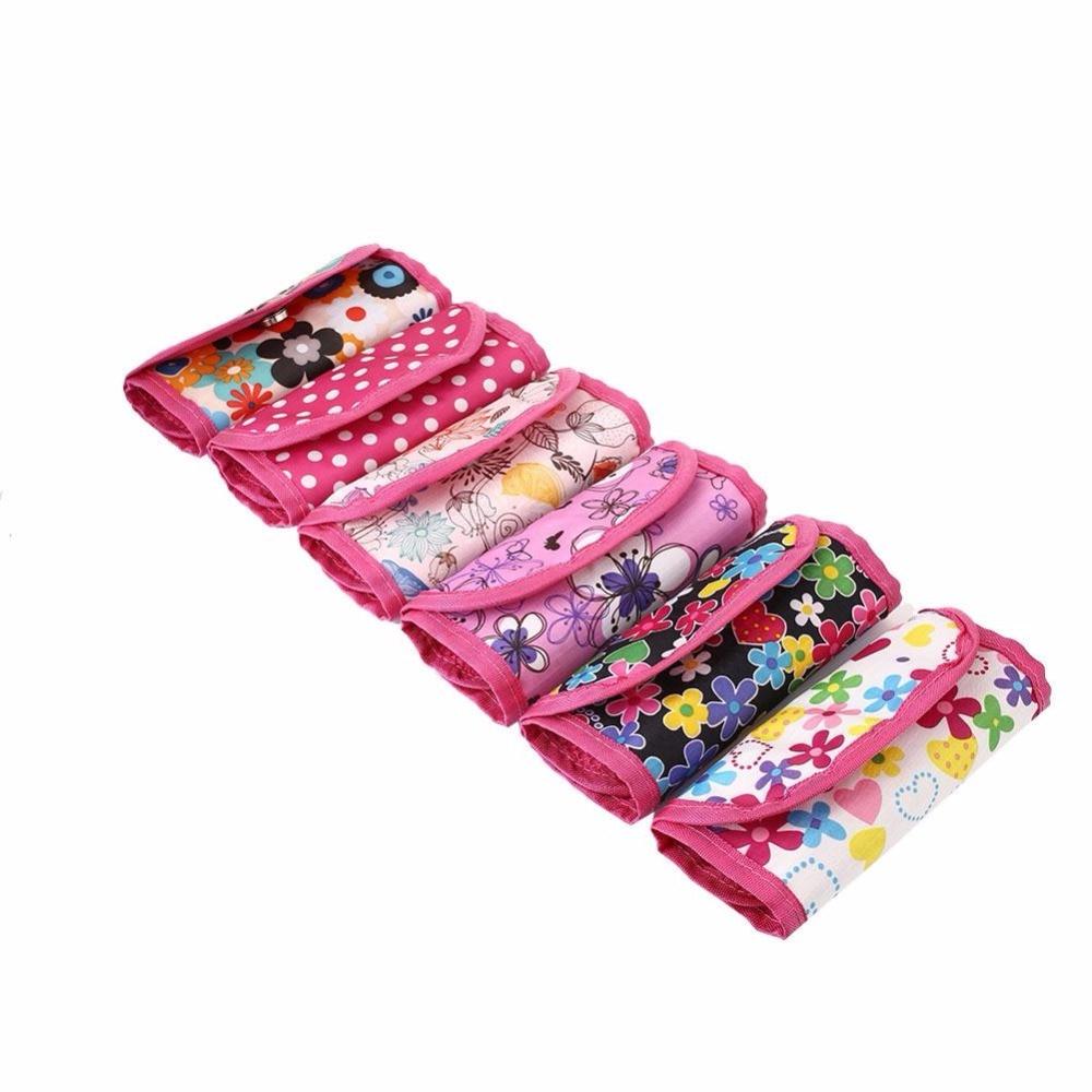 Pouch Knitting Crochet Case Hook Yarn Holder Storage