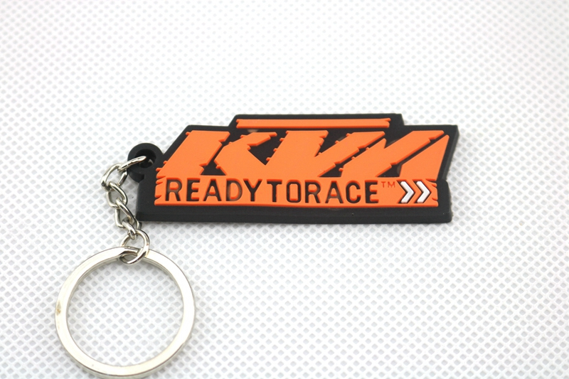 3D Motorcycle Accessories Motorcycle KeyChain Rubber Motorcycle Key Chain For KTM RC390 RC200 DUKE390 DUKE200 DUKE690 rubing matching motorcycle accessories gn250 did9 timing chain in pieces