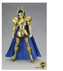 ST S-Temple MC Metal Club Saint Seiya Metal Armor Cloth Myth EX Gold Capricornus Shura model metal cloth Action Figure
