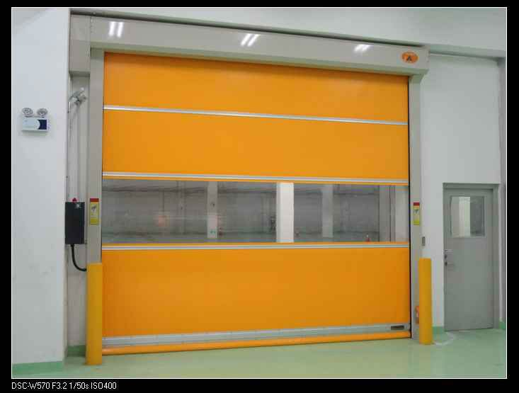 Hot Sale High Speed Rolling Shutter Door Fast Roller Door