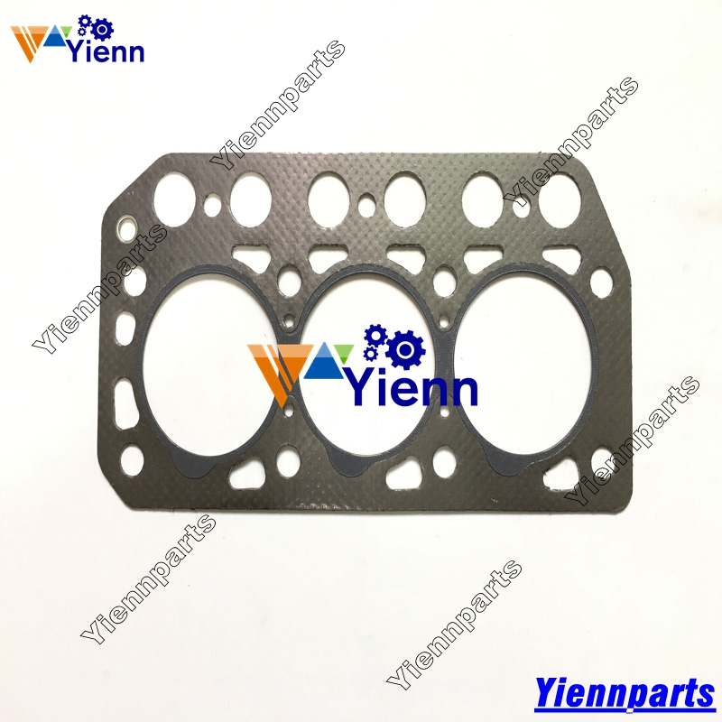 For Mitsubishi K3d Cylinder Head Gasket Mm408453 Iseki Tu160