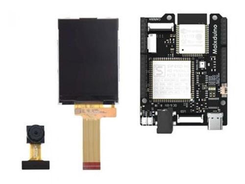 Kit de carte de développement Maixduino AI Sipeed K210 RISC-V AI + lOT ESP32 pour Arduino