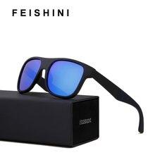 Солнцезащитные очки feishini поляризационные для мужчин и женщин