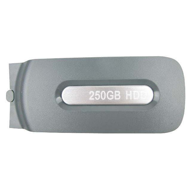 250GB HDD external Hard Drive Disk Kit for Microsoft XBOX 360 Console Video Game
