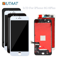 цена на AAA Grade Touch Screen Digitizer LCD Display Panel Assembly For iPhone 8G 8 Plus Repair Part