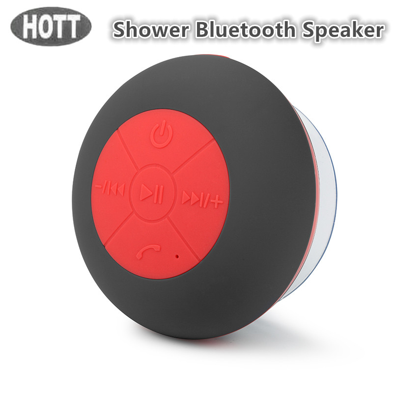 Blue Tooth Music Portable Bluetooth Speaker Vibrating Shower Wireless For Phone Computer PC Mini Blutooth Laptop Hoparlor Aux
