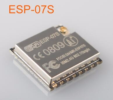 5 pcs lot free shipping Industrial Serial to WIFI module ESP 07S