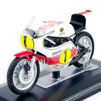 ITALERI 1 22 Yamaha YZR OW23 500CC World Champion 1975 Rider G Agostini Die Casts Metal