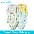 Carter's 4 pcs baby children kids Original Bodysuits 126G362, sold by Carter's China official store