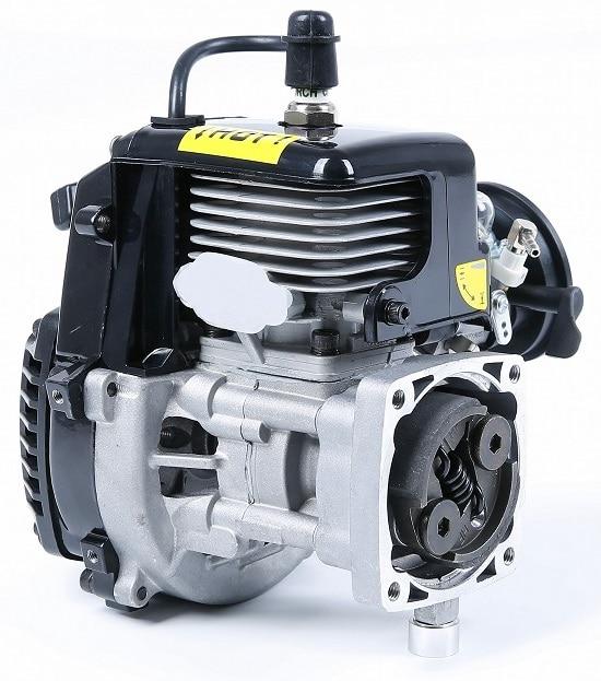 Rovan Rofan Baja 4 болта 29cc Газовые двигатели для 1/5 HPI Rovan KM Baja 5B 5T 5SC LOSI 5T DBXL FG Багги Redcat Rc автомобиль - 3