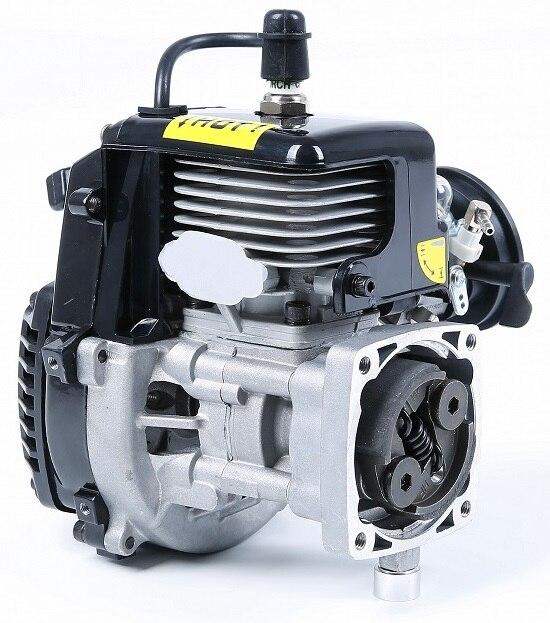 Rovan Rofan Baja 4 boulons 29cc moteurs à essence pour 1/5 HPI Rovan KM Baja 5B 5 T 5SC LOSI 5 T DBXL FG Buggy voiture Rc Redcat - 3