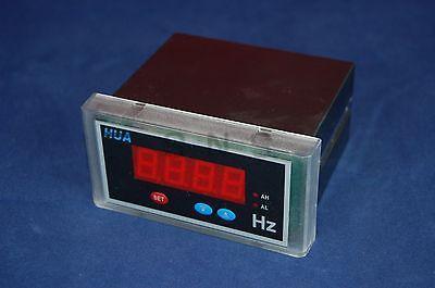 1PC Digital Frequency Panel Meter 96X48 LED Display 4 digits  цены