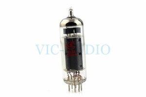Image 2 - 1 pc novo shuguang el84 tubo de vácuo substituir 6p14 9 pinos tubo telectron frete grátis