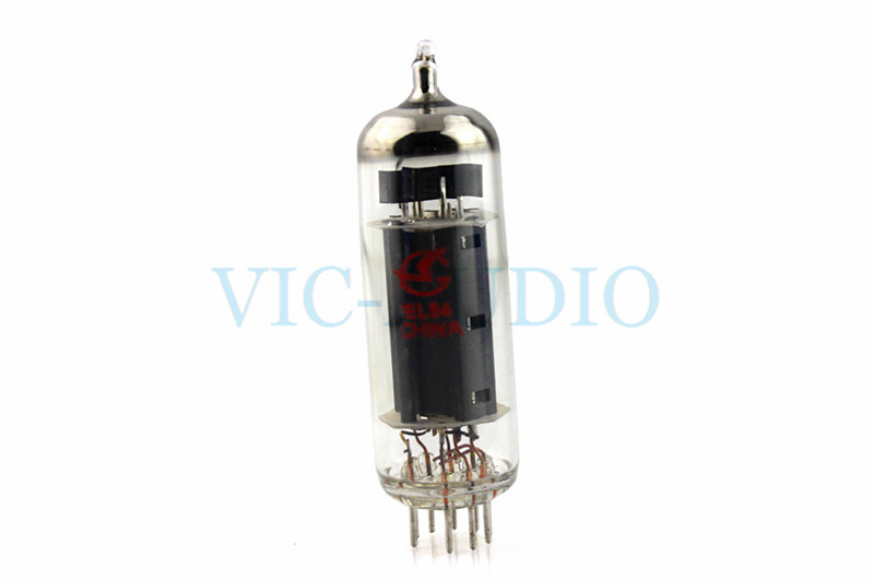 50pcs NOS Beijing Vacuum tube 6J1 Re EF95 5654 6AK5 396A for amp diy