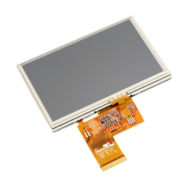 Original 4.3'' inch For Launch x431 diagun LCD + touch screen digitizer touch panel