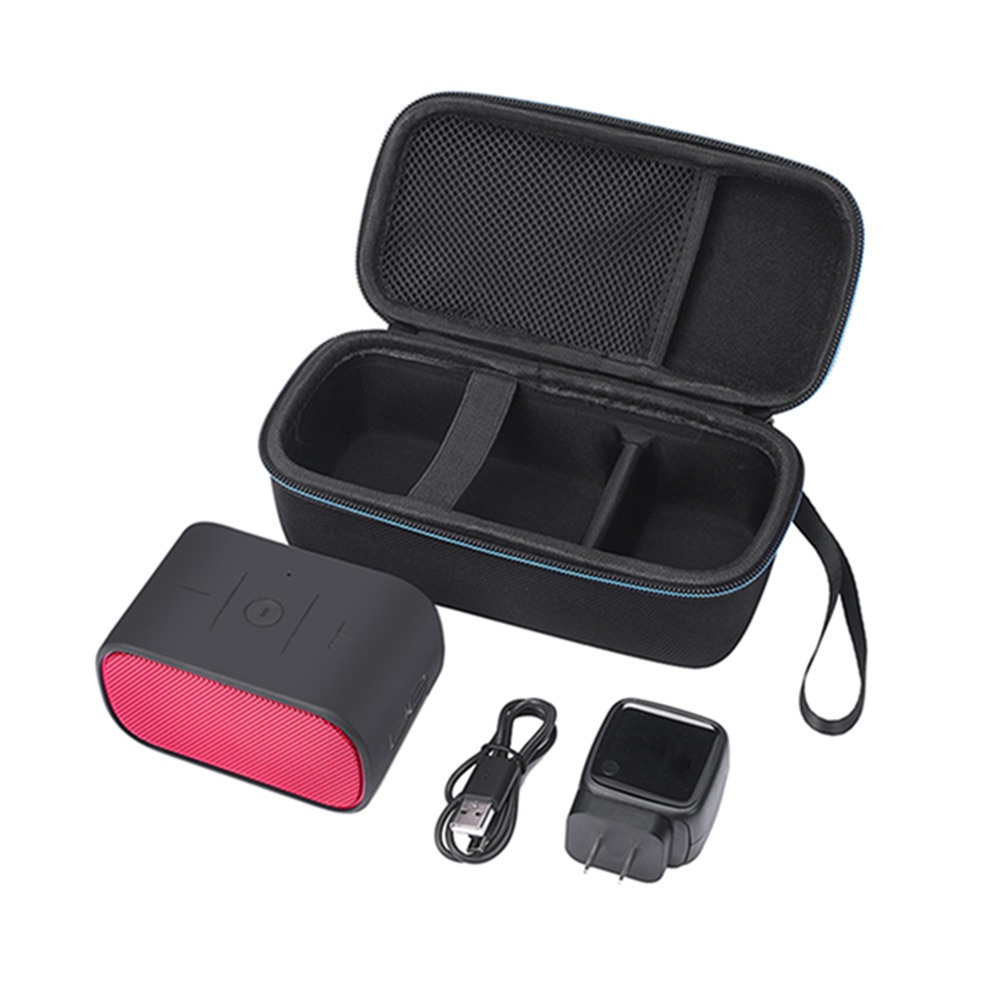 MASIKEN EVA Hard Travel Carry Case Bag for Logitech UE Mini Boom Wireless Bluetooth Speaker Storage Cases Sleeve Pouch Handbag