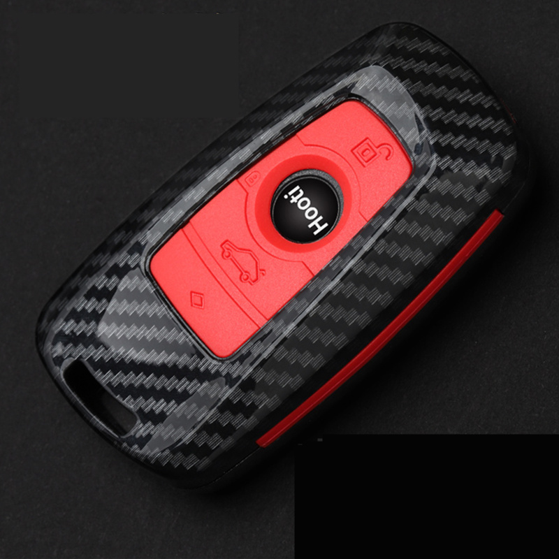 Image 3 - Carbon stripe Matte texture Car Key Cover Case For BMW 520 525 f30 f10 F18 118i 320i 1 3 5 7 Series X3 X4 M3 M4 M5 Car stying-in Key Case for Car from Automobiles & Motorcycles