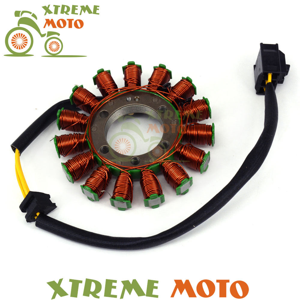 Magneto Engine Stator Generator Charging Coil Copper Wires For CBR600RR 2007-2012 08 09 10 11 Motorcycle Dirt Bike Free Shipping