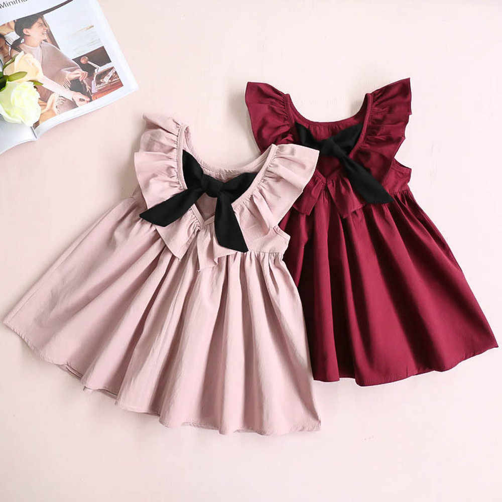 ce81ff902214 Detail Feedback Questions about 11.11 Toddler Baby Girls Summer Floral  Dress Princess birthday Party Present Wedding Tulle Dresses p  dropship on  ...