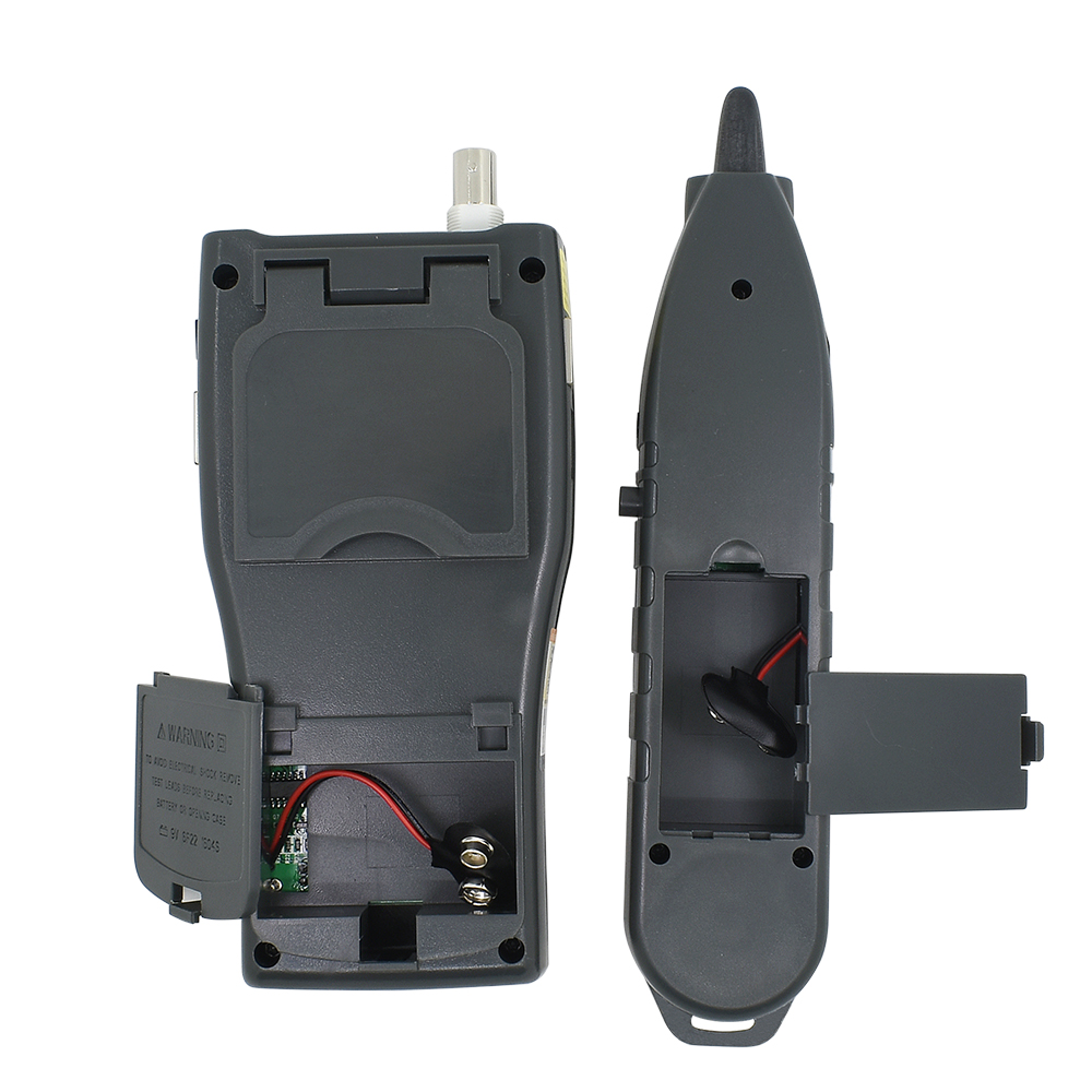 Noyafa NF-300 Lan testeur RJ45 BNC USB RJ11 téléphone réseau câble testeur fil Tracker Anti-interférence réseau outil de sertissage - 6