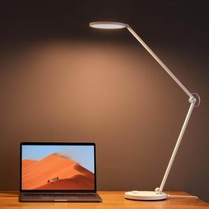 Image 5 - XIAOMI MIJIA Mi テーブルランププロ LED スマート読むデスクランプ学生オフィステーブルライト曲げ倍ベッドサイド夜の光 mihome アプリ