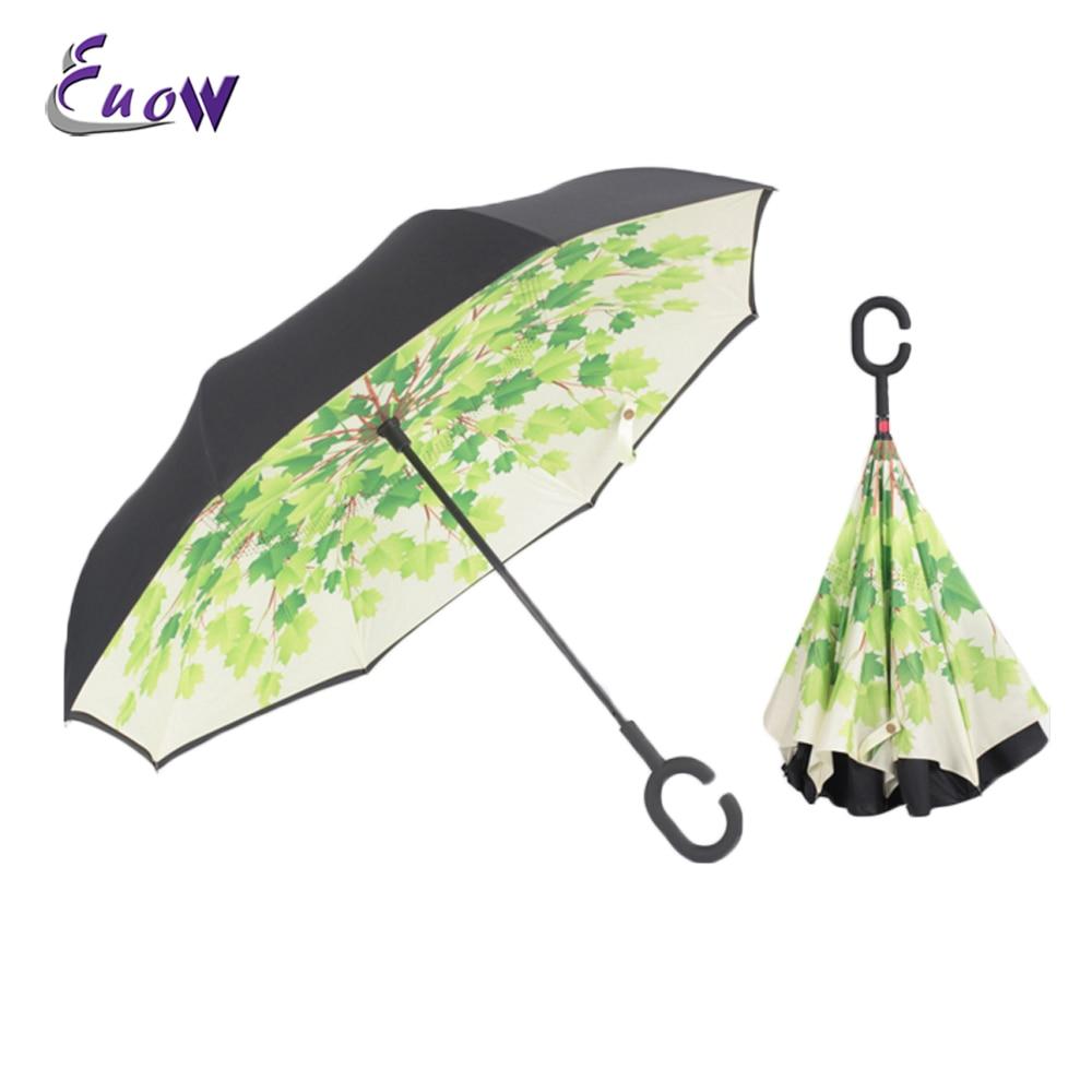 Silkclo New Windproof / Uv Protection Reverse Umbrella - Haushaltswaren - Foto 1