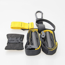 High quality Hanging Train Strap Fitness Exercise Resistance Bands set Crossfit hanging pull strap bodybuilding Sports band